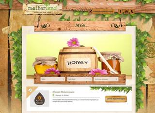 H Ηλειακή Μελισσοκομία στο ''Mother-land.gr''