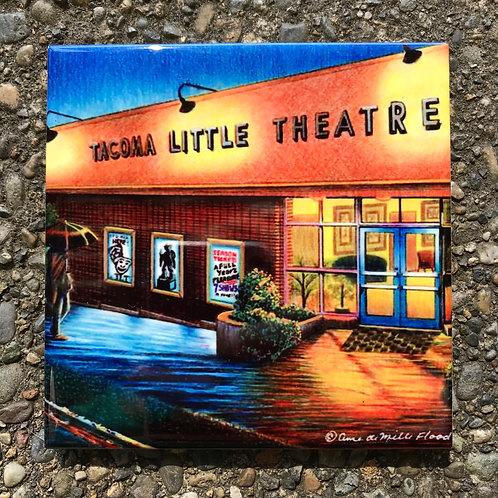 Tacoma Little Theatre Coaster