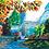 "Thumbnail: W.W. Seymour Conservatory 11""x14"" Matted Print"