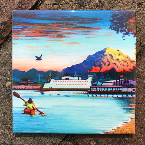 Owen Beach Coaster