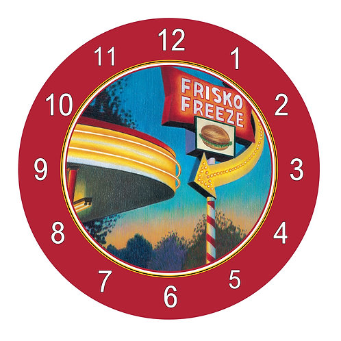 Frisko Freeze Clock