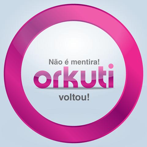 A volta do Orkut como Orkuti