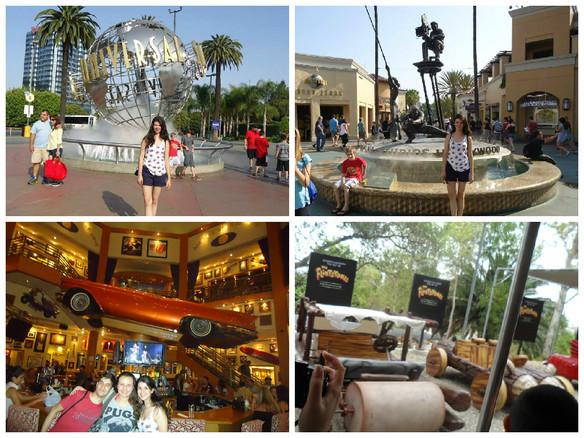 O que fazer em Los Angeles - Os parques
