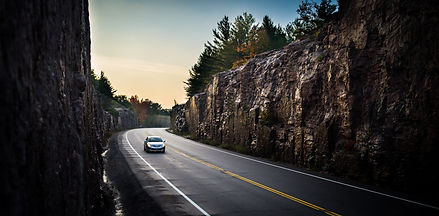 Muskoka Driving School Rock Cut