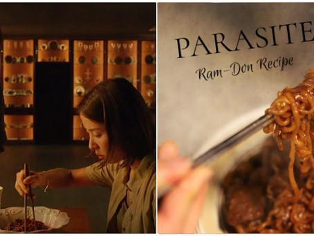 """PARASITE """"Ram-Don"""" Noodles"""