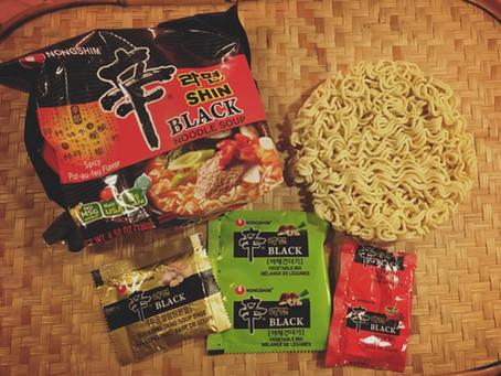 Nongshim Shin Black