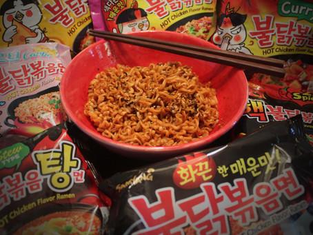 Fire Noodle Fever