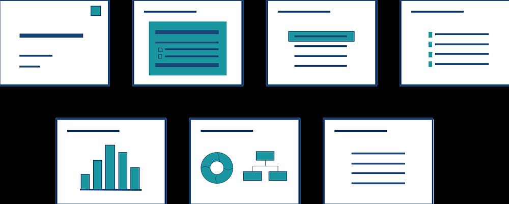 Wisdomdeep business presentation design services