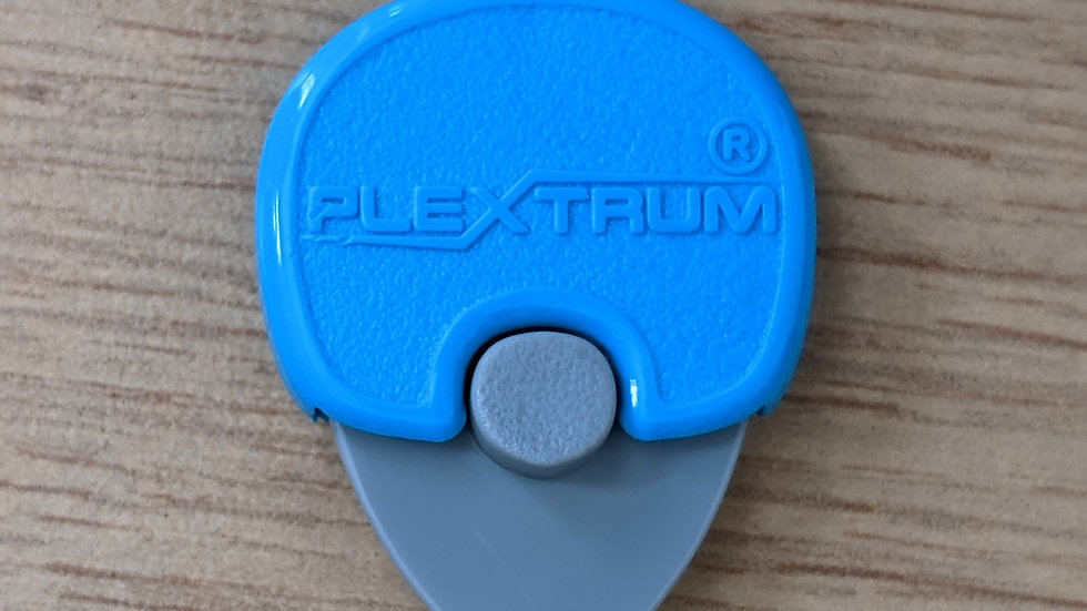 Acetal Plextrum with 0.5 mm Tongue