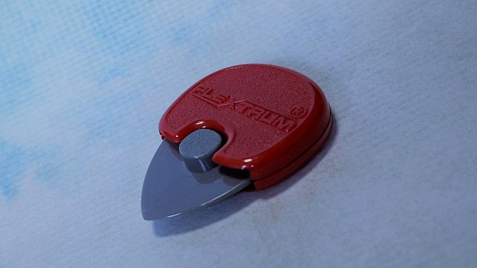 Polycarbonate Plextrum with a 0.5 mm Tongue