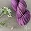 Thumbnail: MERLOT White Gum Wool 100g