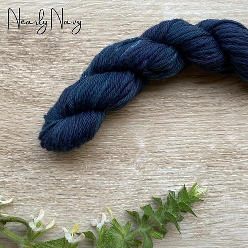 NEARLY NAVY Medley Range Cotton 100g