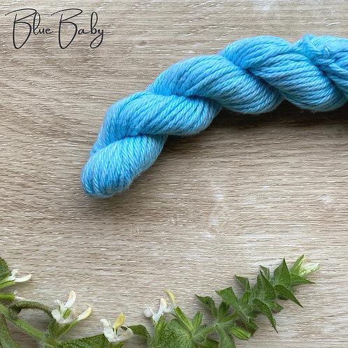 BLUE BABY Medley Range Cotton 100g