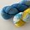 Thumbnail: HOOLOOVOO White Gum Wool Fingering 100g