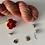 Thumbnail: COPPER COIL White Gum Wool DK 100g