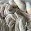 Thumbnail: CONFETTI White Gum Wool 100g