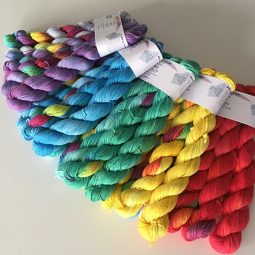 SUNCATCHER FADE SET Cotton 100g
