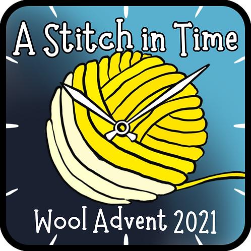Yarn Advent 2021 Wool