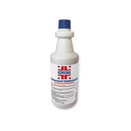 Koncentrovaný dezinfekční roztok 1000 ml
