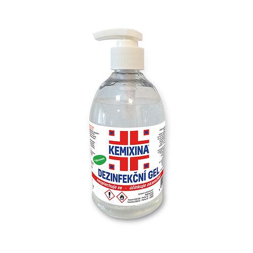 Dezinfekční gel 500 ml