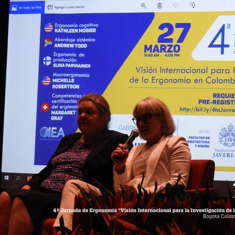 4ta Jornada de Ergonomía / 2019