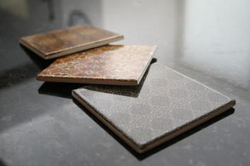 Digitally printed ceramic tiles by Rock Stone Silk