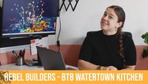 Behind the Build: Watertown Kitchen
