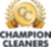 Champion Cleaners crest with wording-2.j