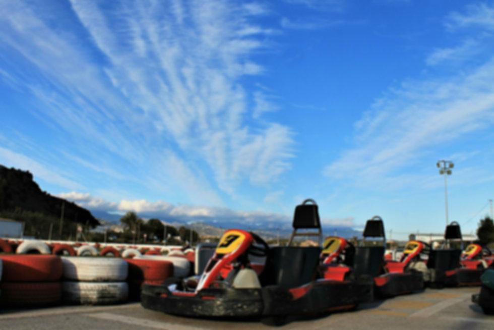 Circuito de karts.