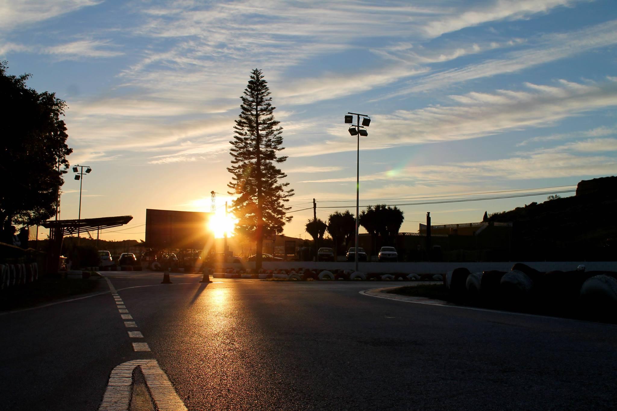 Karting en Málaga barato.