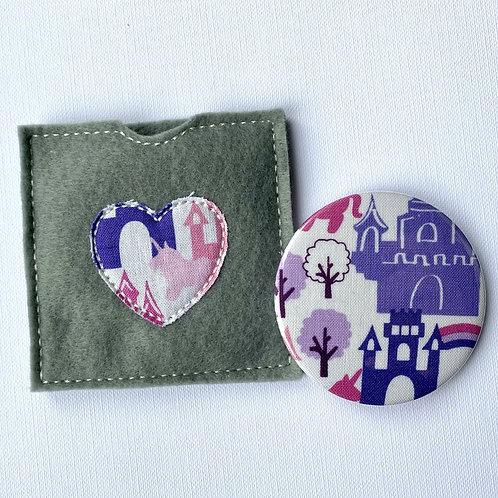 Pocket Mirror, Castles and Unicorns