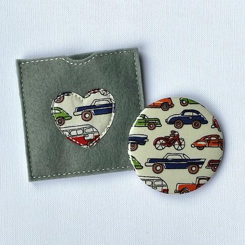 Pocket Mirror, Cars