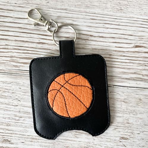 Basketball Hand Sanitiser Gel Case