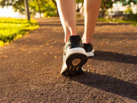 Βάλτε στην καθημερινότητα σας το περπάτημα!