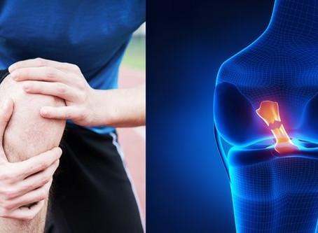 Ρήξεις χιαστών συνδέσμων γόνατος.