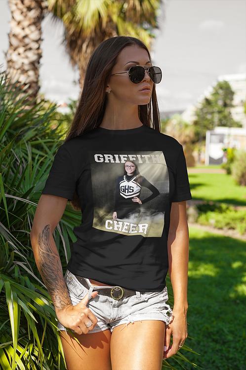 Apparel: Short-sleeve t-shirt