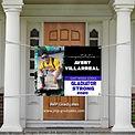 Ashe Design Mock Up - Front Door Banner