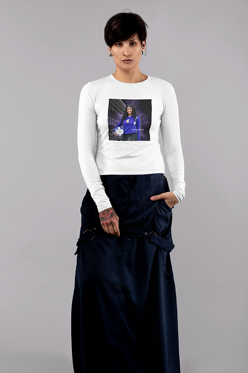 Apparel: Long-sleeve t-shirt