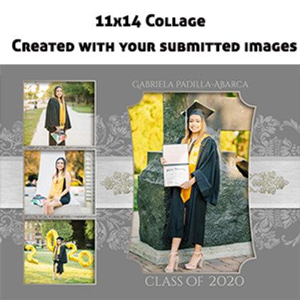 11x14 Collage Print