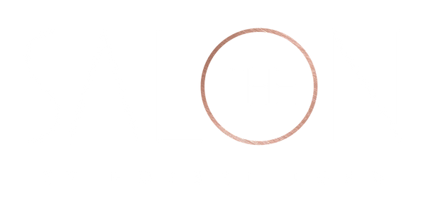 The Salon by Robert Lupo's Logo in black