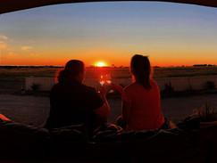 SunsetFrontDeck