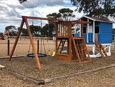 Playground Pegs Place