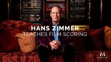 He Shoots He Scores! Composer Hans Zimmer's Film Scoring MasterClass