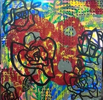 Maegan Kirschner Her Red Rose