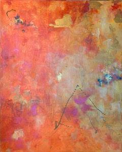 Thanksgiving 60x48 acrylic on canvas $30
