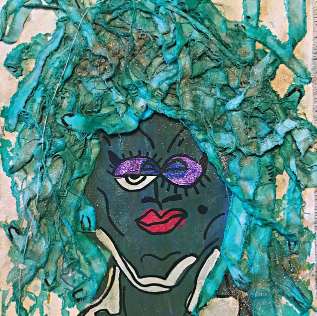 Maegan Kirschner  Mr. Medusa Drag Queen