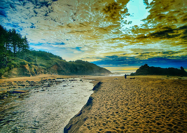 River Into The Sea_by C W Holt_JPEG.jpg