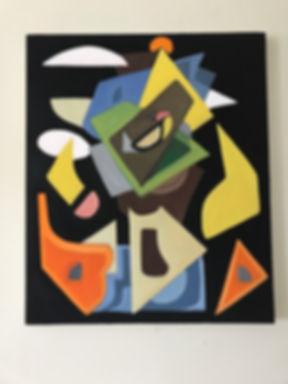 Savage_Robin_Birdsong_oil on canvas_20x2
