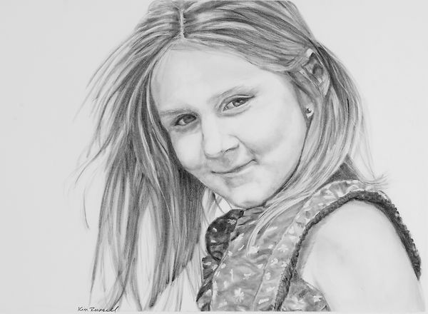 Cadence graphite on paper 24 x 18 inches