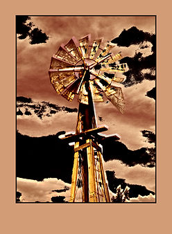 A Kodalith Version of a Windmill _ Wes Odell _ Artists Circle August.jpg